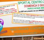 """Uisp Imola a """"Sport al centro"""""""