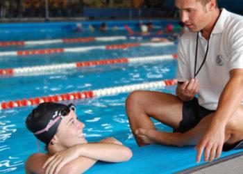Lezioni private in piscina