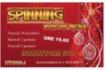 Spinning natalizio