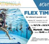 NOVITA' : ACQUAFITNESS Flex Time